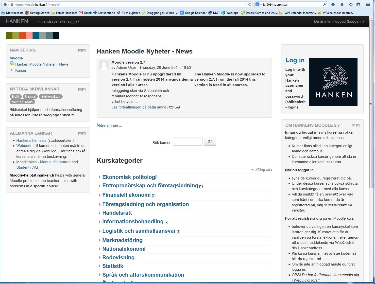 Många nya IT-system i studierna i höst | IKT-bloggen